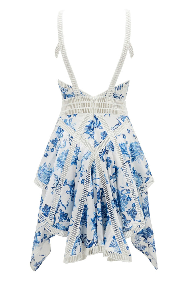 SUMMER BREEZE PRINT DRESS