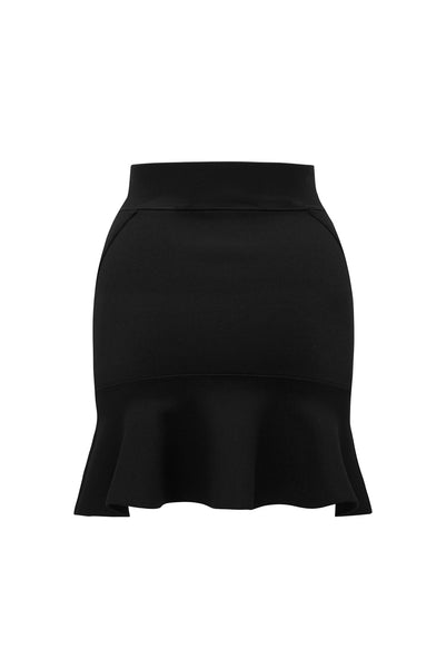 CADIZ COMPACT KNIT SKIRT