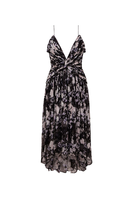 KLEITO SLIP DRESS