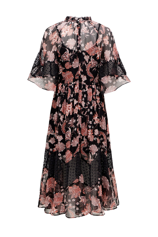 TALAVERA PRINT DRESS