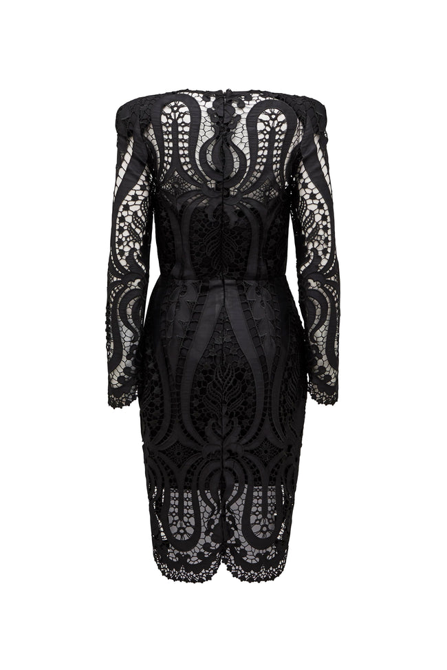 SERPENTINE DRESS