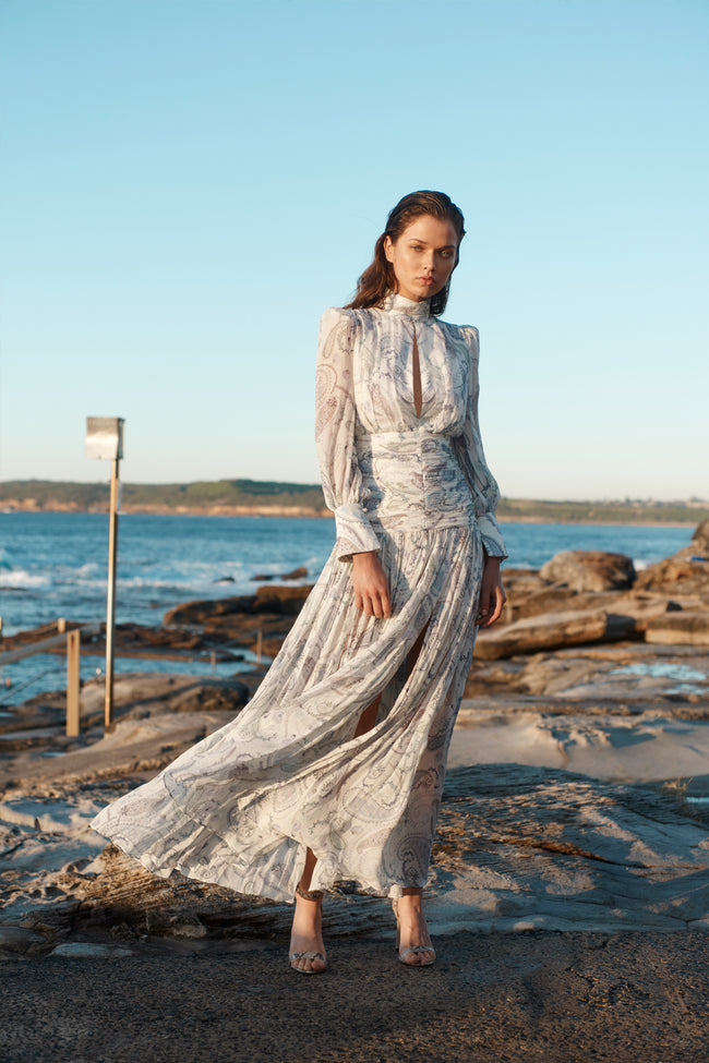 PRE ORDER - DRIFTWOOD GOWN