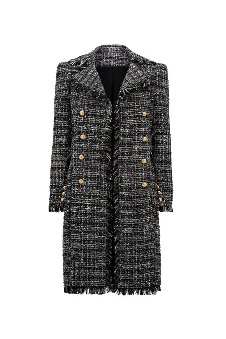 ALADDIN TWEED JACKET
