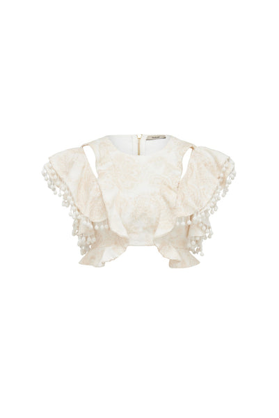 TRULLI CROPPED TOP