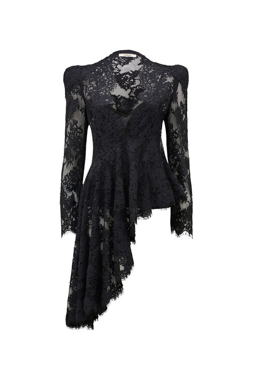 LUCINDA LACE TOP