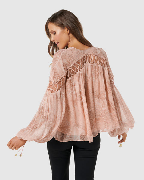 LOST KINGDOM BLOUSE