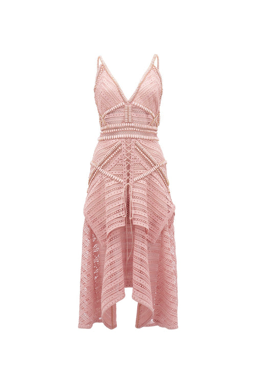 JULIETTE DRESS - PINK