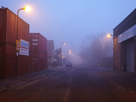 Grant Smith - 'Hoxton Fog'