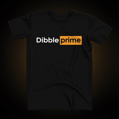 Dibble Prime Official T-shirt