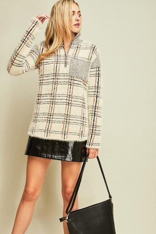 Burrberry-licious Pull Over