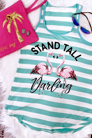 Stand Tall Darling tank