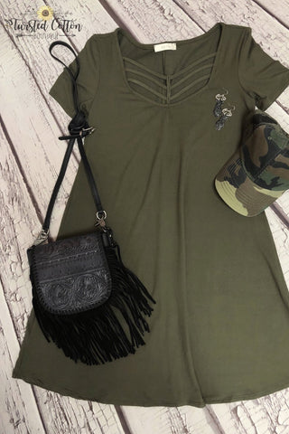Dolly T-shirt Dress