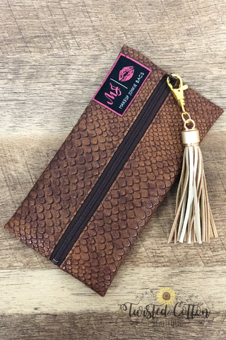 Chocolate Cobra Mini MJ Bag