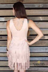 Miss Sassafras Rodeo Fringe Dress