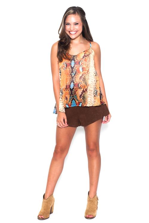 Python Romper by Judith March