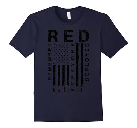 R.E.D Friday TShirt RED Friday Military T Shirt