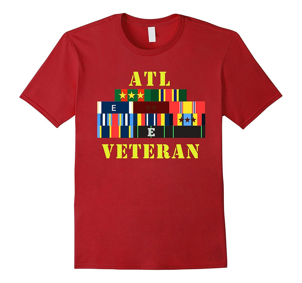 ATL Veteran Hip Hop T shirt