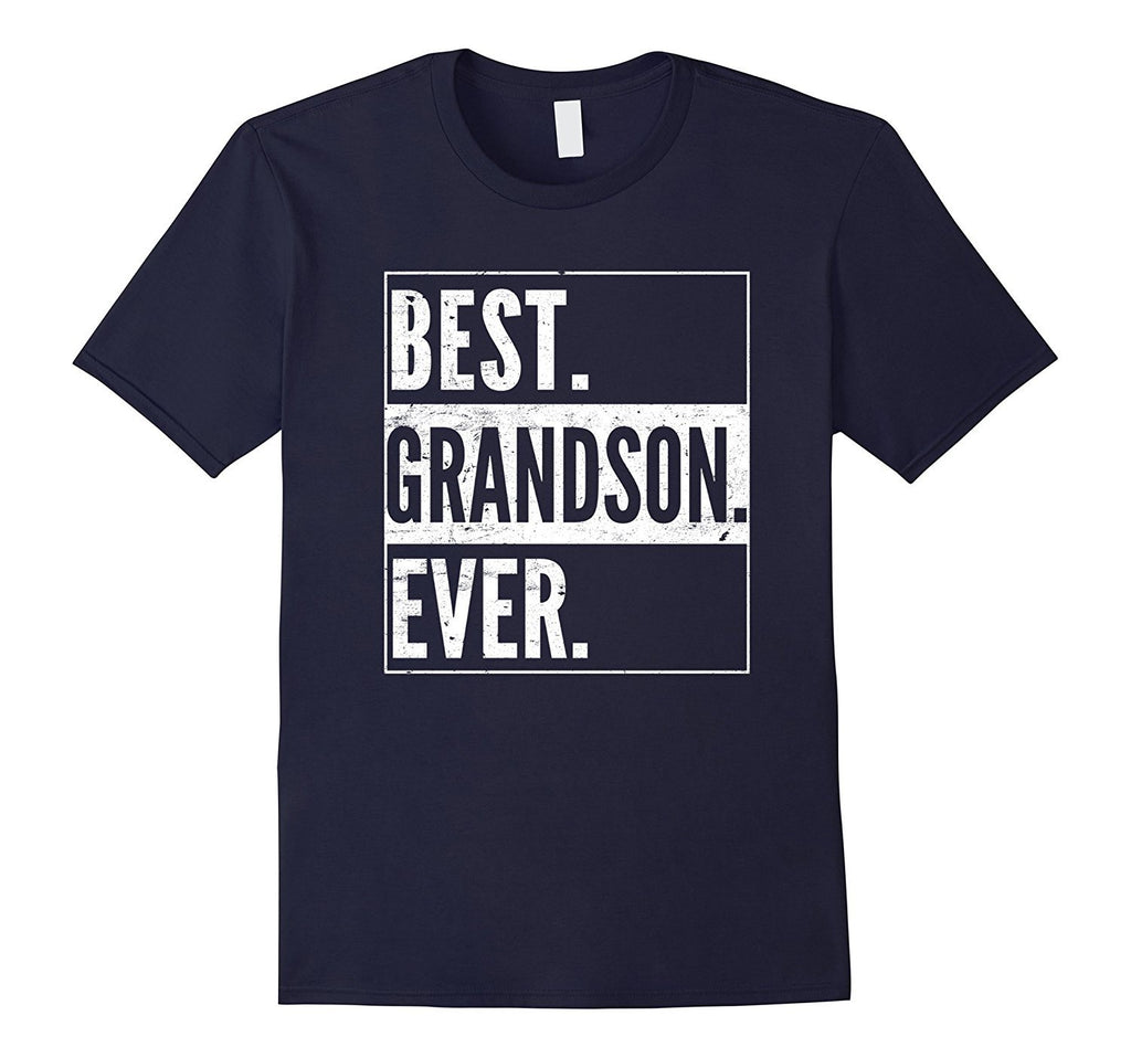 Best grandson Ever tshirt Gift Funny Best Adults shirt