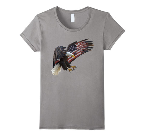 USA Flag Bald Eagle T-shirt American Flag 4th Of July shirt