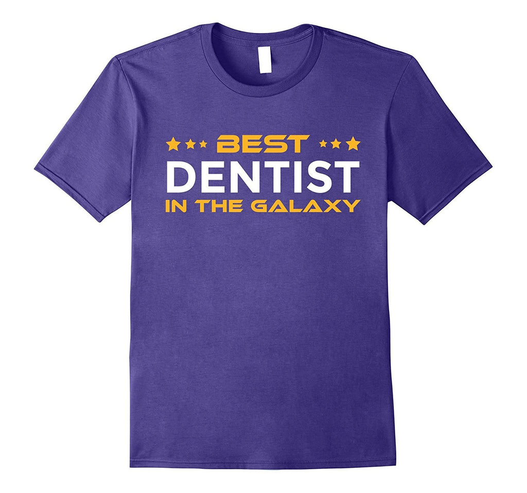 """Best Dentist in the Galaxy Geeky Occupation T-Shirt """