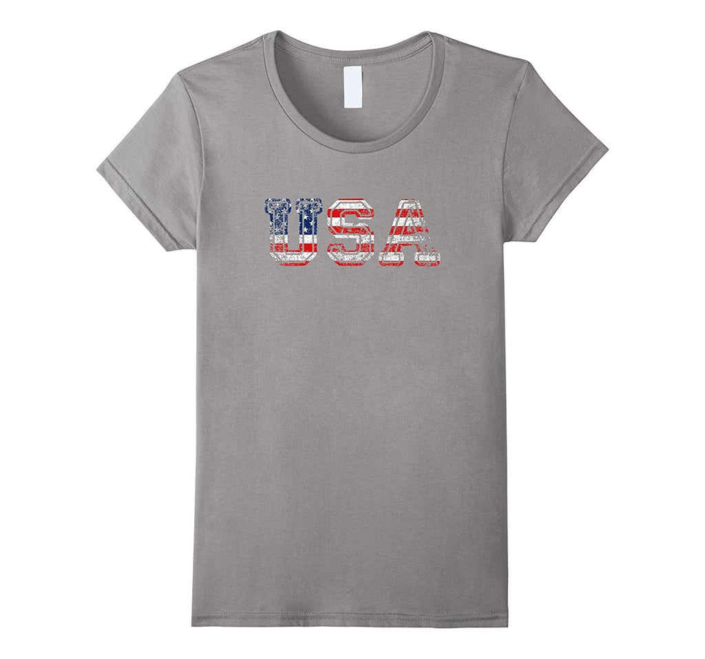 T-Shirt Men Women Youth USA Flag America Stars and Stripes