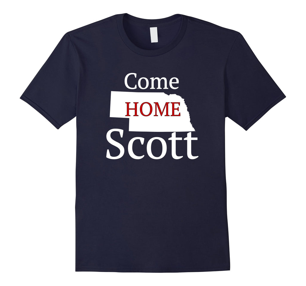 Come Home Scott Nebraska t-shirt