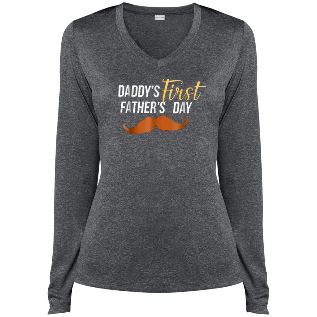 Father's Day T-shirt - Daddy's First Father's Day