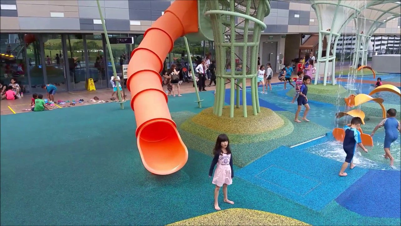 Water way point playground around BKK Bespoke (Singapore)