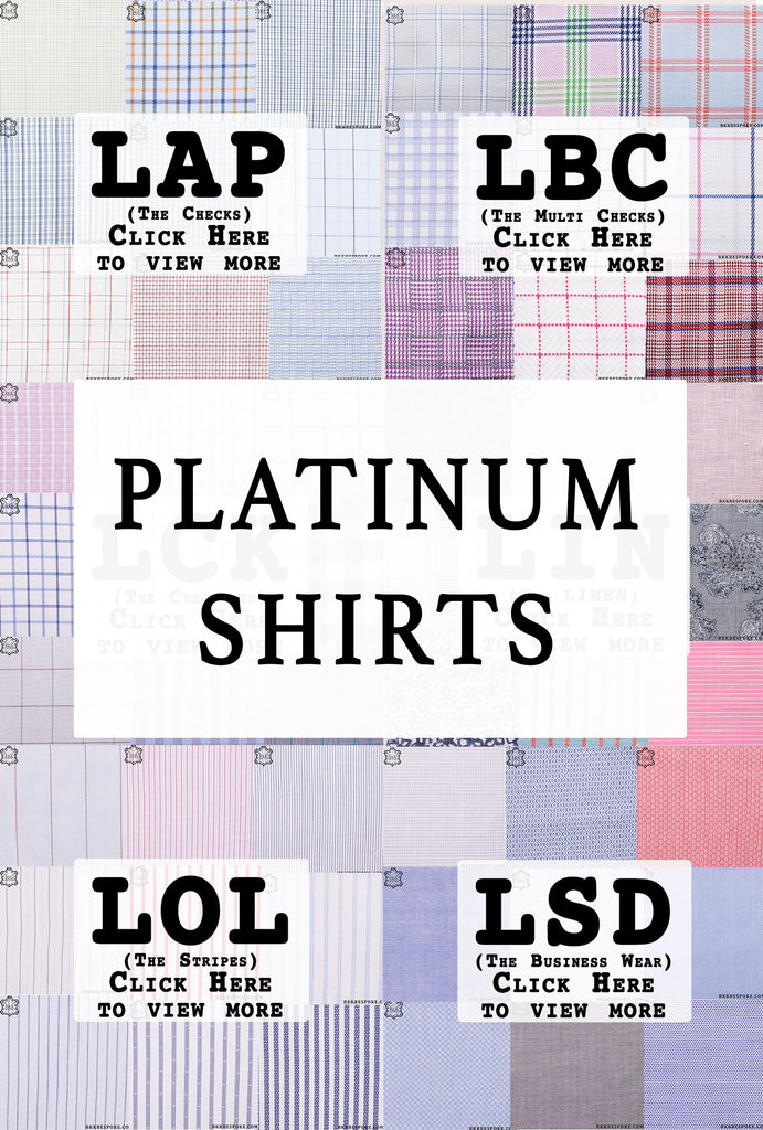 Platinum Quality Shirts