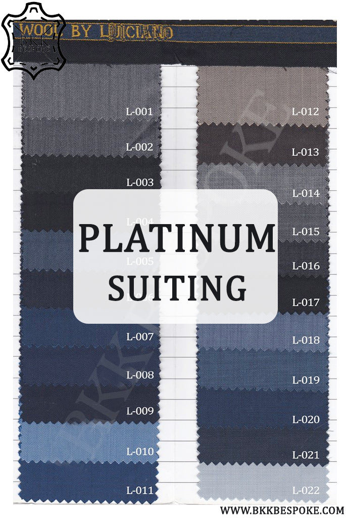 Platinum Suiting Fabrics