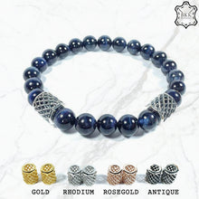 Load image into Gallery viewer, ARES x BLUE TIGER'S EYE