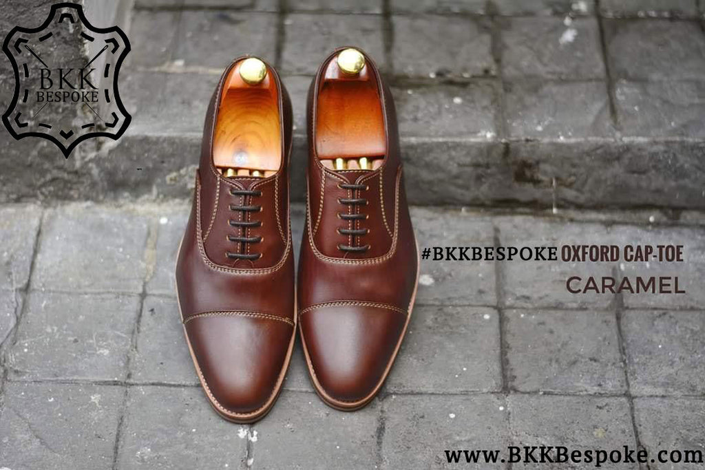 502-1 Oxford Caramel