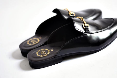 701 Slipper Piano Black