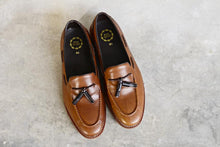 Load image into Gallery viewer, 503 Tassel Loafer Visky