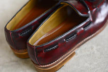 Load image into Gallery viewer, 503 Tassel Loafer Cherry