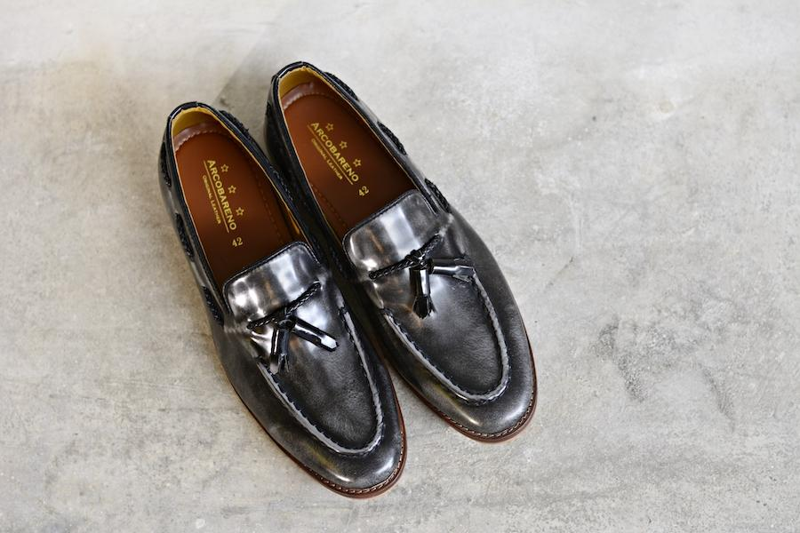 503 Tassel Loafer Grey (Plait)