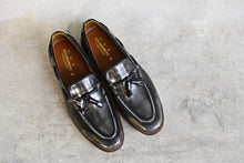 Load image into Gallery viewer, 503 Tassel Loafer Grey (Plait)