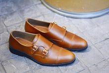 Load image into Gallery viewer, 504 Double Monk Strap Visky