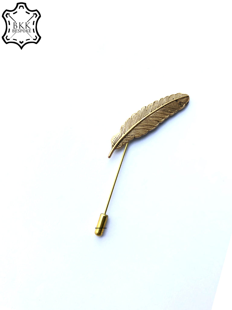 Feather Lapels Pin