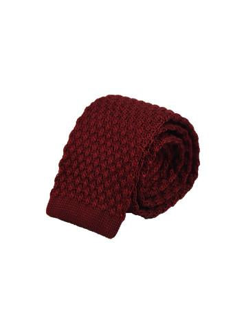 The Maroonish Knit