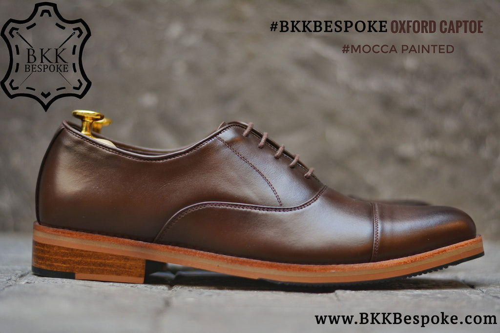 502-1 Painted Oxford Mocha