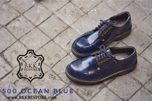 Load image into Gallery viewer, 500 Derby Shoe - Ocean Blue