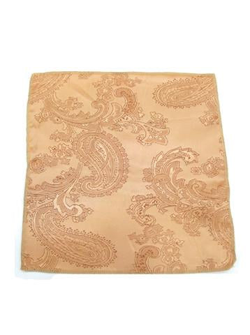 Cream Large Paisley