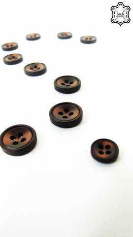 Special Brown Buttons