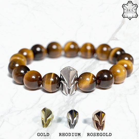 SPARTAN x YELLOW TIGER'S EYE