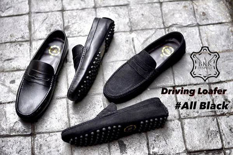 Driving Loafer All black