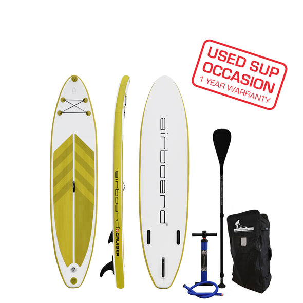 Airboard CRUISER Yellow - Occasion