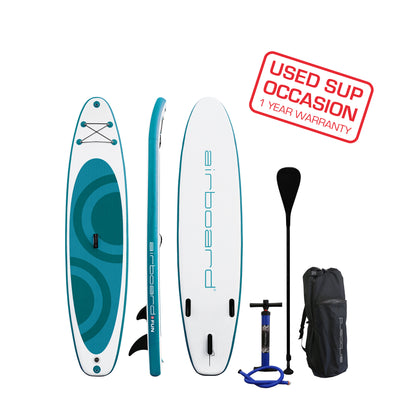 Airboard FUN Petrol Blue - Occasion