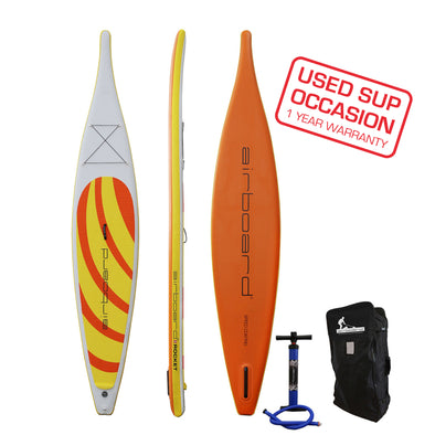 Airboard ROCKET Yellow 14'0'' - Occasion