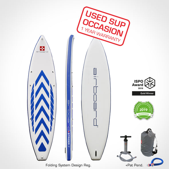Airboard STRIDER Ultralight Dark Blue 11'2'' - Occasion